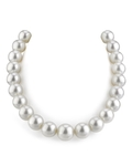 14-16mm White South Sea Pearl Necklace - AAAA Quality