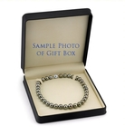 9-10mm  Color Graduated Tahitian South Sea Pearl Necklace - AAAA Quality - Secondary Image