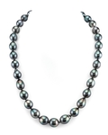 9-11mm Tahitian South Sea Baroque Pearl Necklace