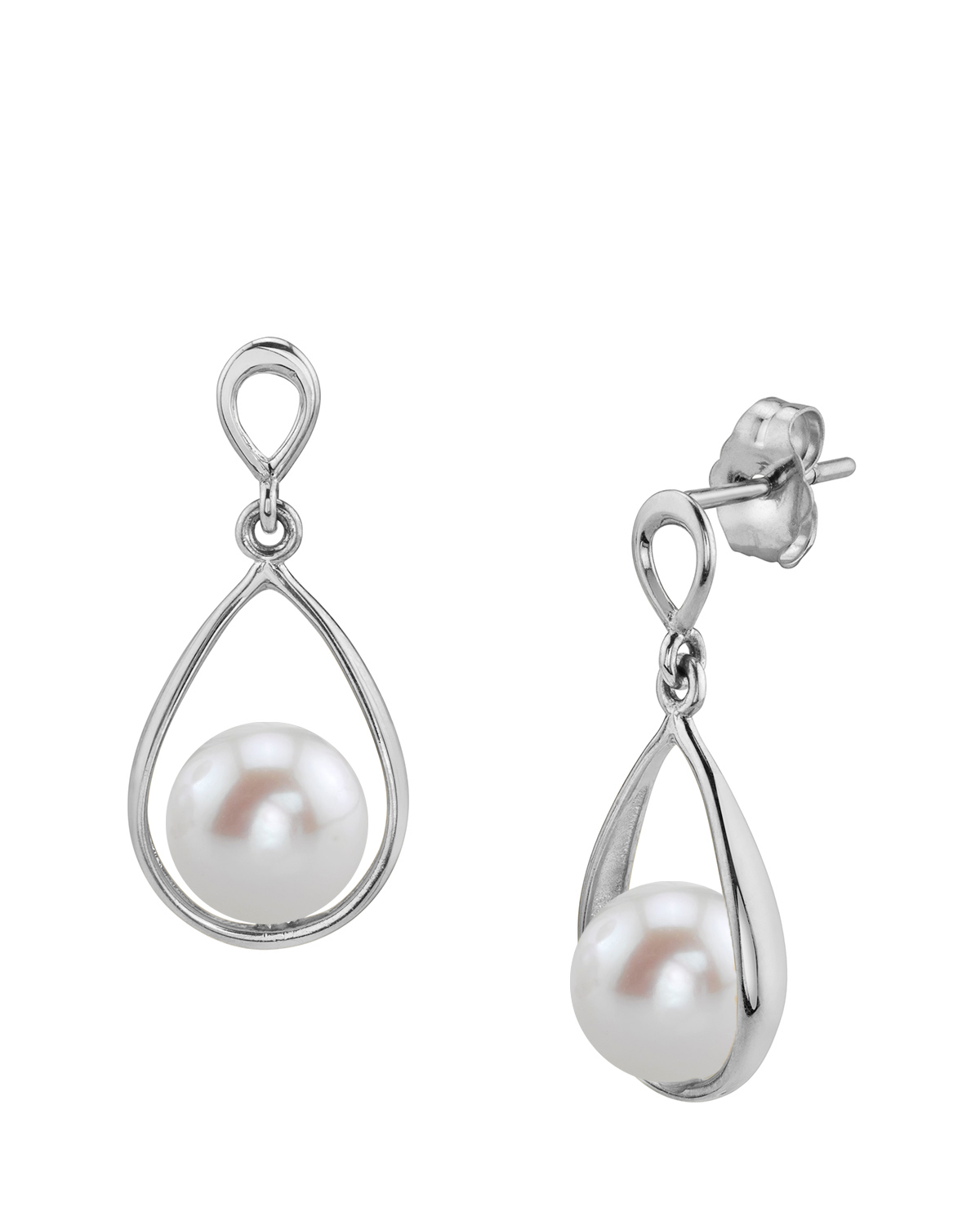 Freshwater Pearl Jess Earrings
